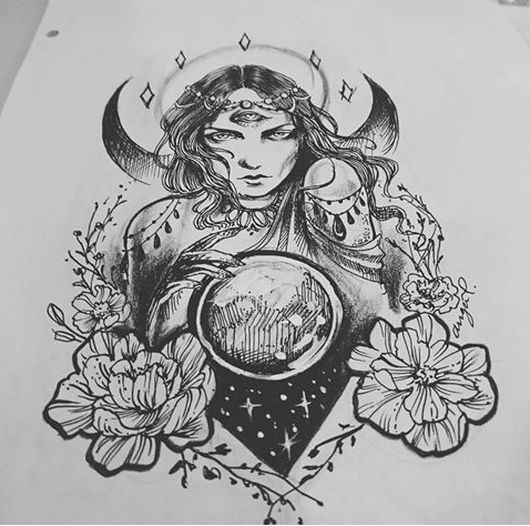 🔮magic is on my side forever so the witches said🔮... Blackandwhite Matita Art Artist Drawing Disegni: Il Mio Universo! Matitabiancoenero Sketch Pencil Drawing Disegni Macabre Art Art, Drawing, Creativity Esoteric Disegno Witchywoman Witch Witchcraft  Witches Blackandwhite Photography Artbyme Esoterismo Darkart Magic Magical Magicball