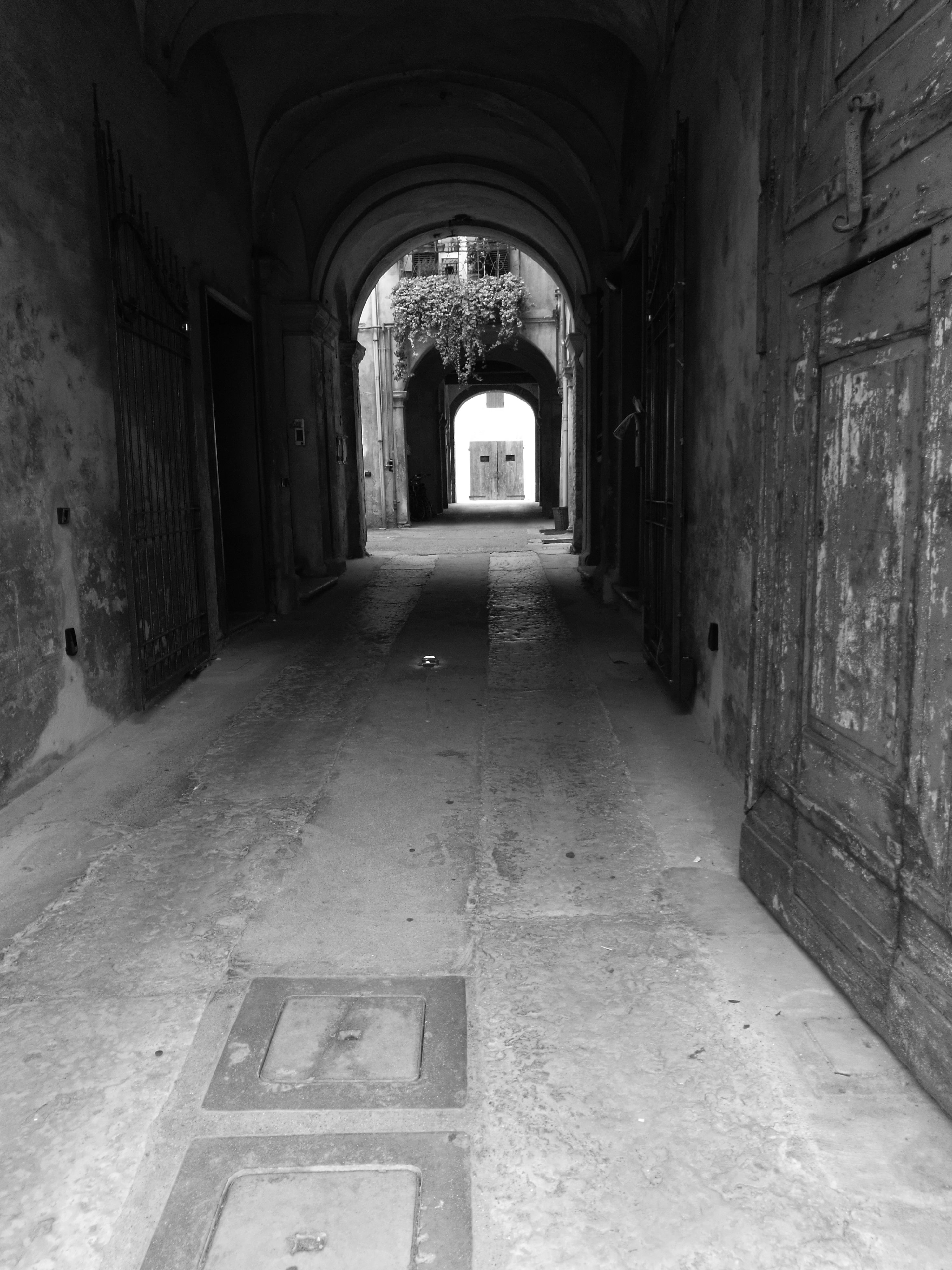 the way forward, architecture, indoors, built structure, arch, no people, day, archway, passage