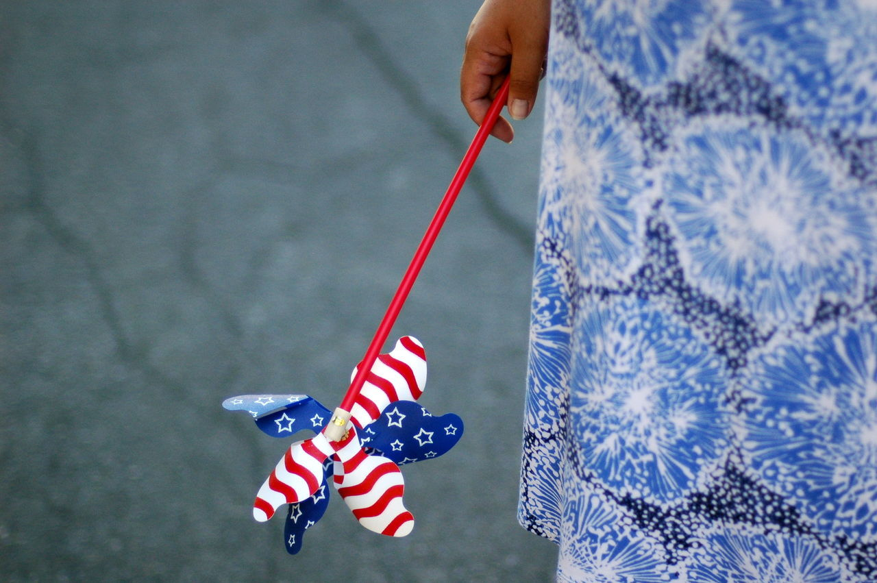Beautiful stock photos of woman, American Culture, American Flag, Clothing, Day