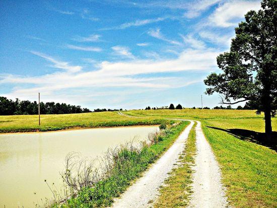 Vscocam Kentucky  Landscape On The Road