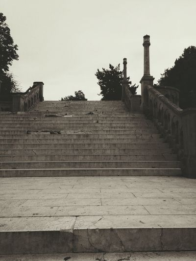 Steps Built Structure Architecture Low Angle View Steps And Staircases The Way Forward Staircase Building Exterior Day Outdoors No People Kalemegdan Fortress Kalemegdanfortress LG Camera EyeEmBestPics EyeEm Best Shots EyeEm Best Edits Belgrade,Serbia Your Ticket To Europe Been There.
