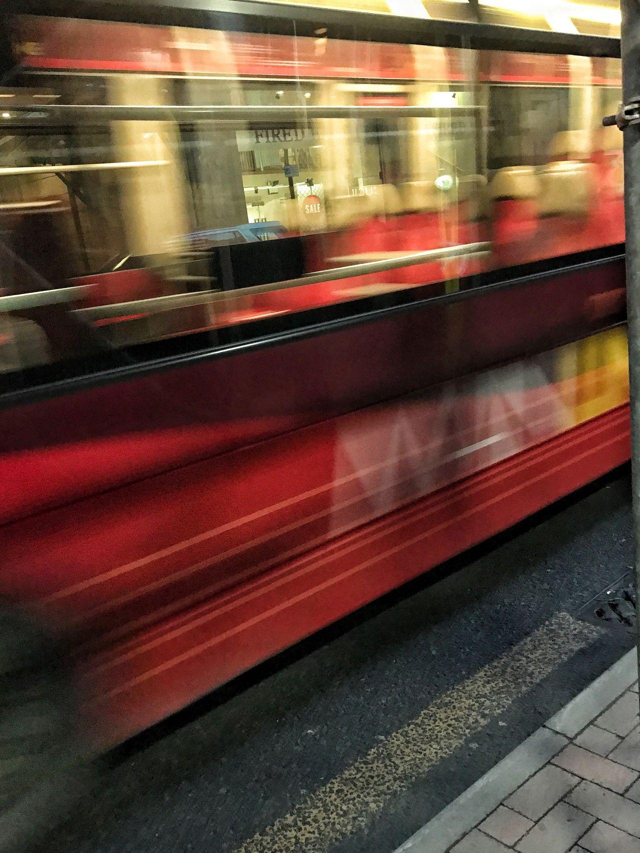 Speeding bus. Adapted To The City Blurred Motion Transportation EyeEm Masterclass Bus Blurred Red Bus Motion Blur Public Transportation Blurred Visions Eye4photography  Motionblur EyeEm Best Shots City Bus EyeEm Gallery Getty X EyeEm Mode Of Transport Motion Speed Public Transportation Illuminated No People Day IPhone7Plus Eyeem Market