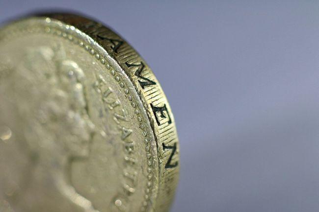 Amen. Amen Christianity Christian Religion Religious  God Money Coin Pound Pound Coin Sterling Great Britain British Coin Money Queen Elizabeth  England🇬🇧 England, UK Macro Macro Photography