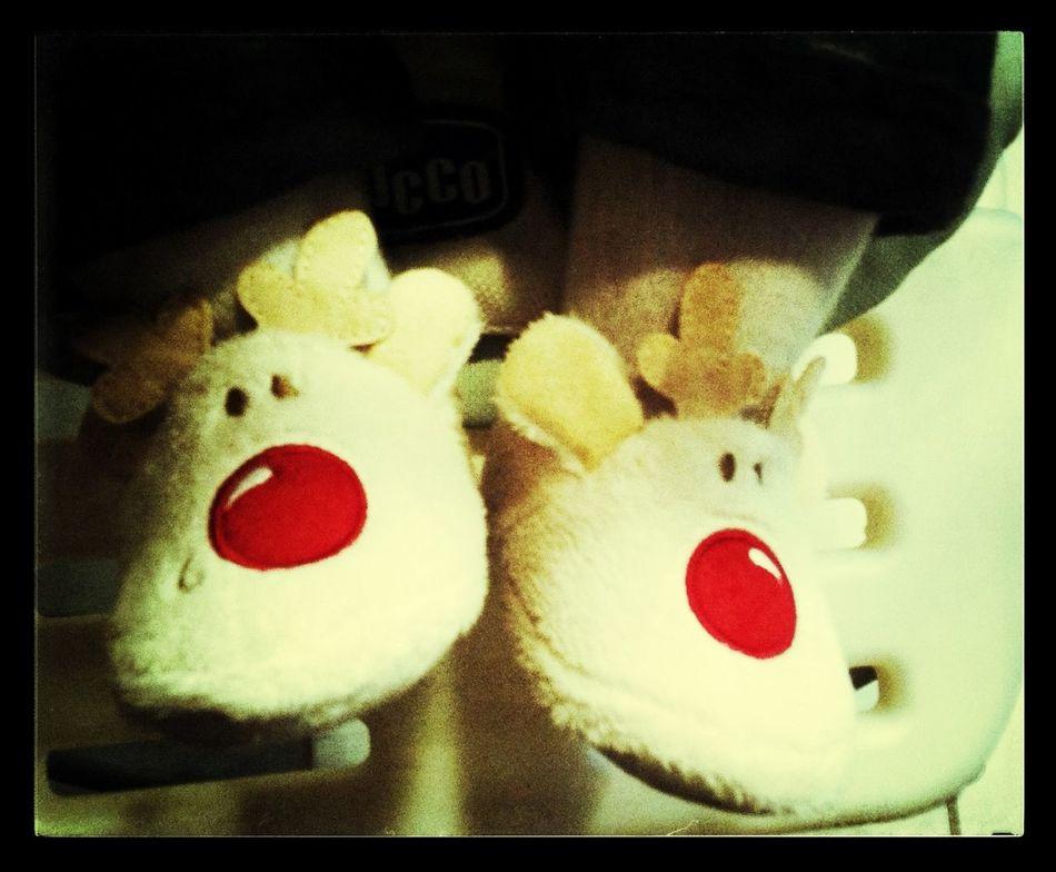 Merry Xmas Shoes!
