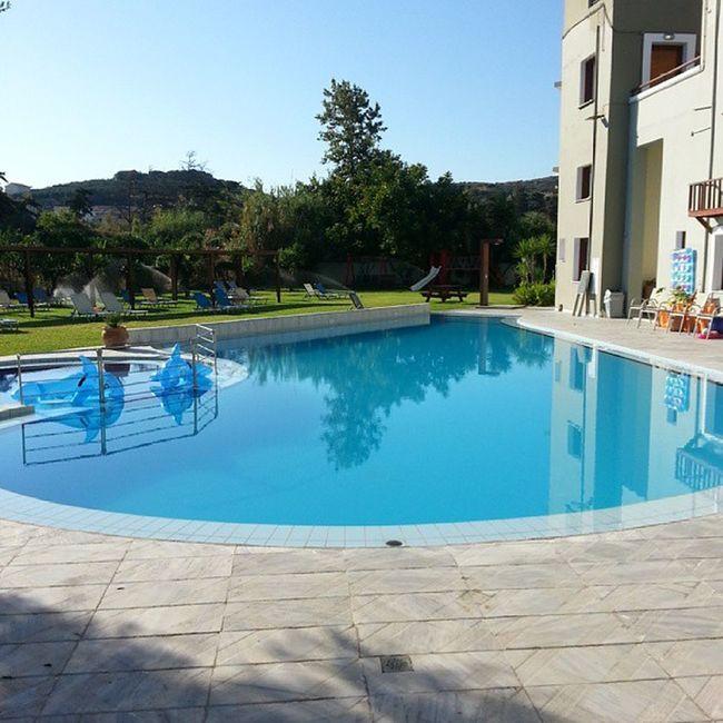 Ett bra hotell i Platanias som heter Casa Maria. Längtar tillbaka