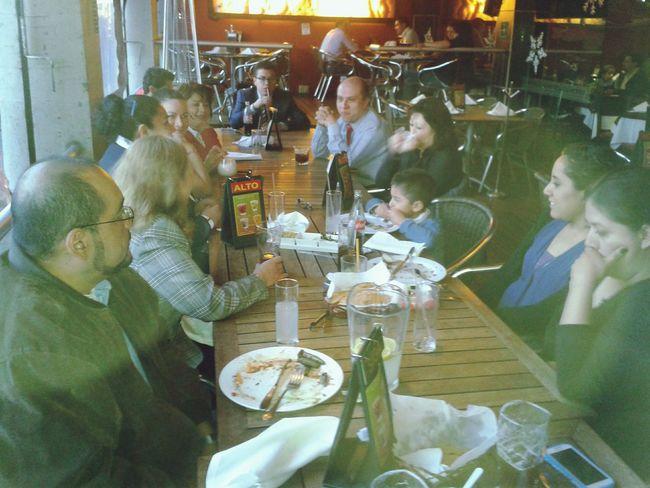 La comida con los abogados infonavit