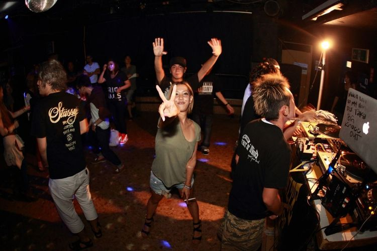 "Clubhouse Prty ""P☆Night"" XⅡ"