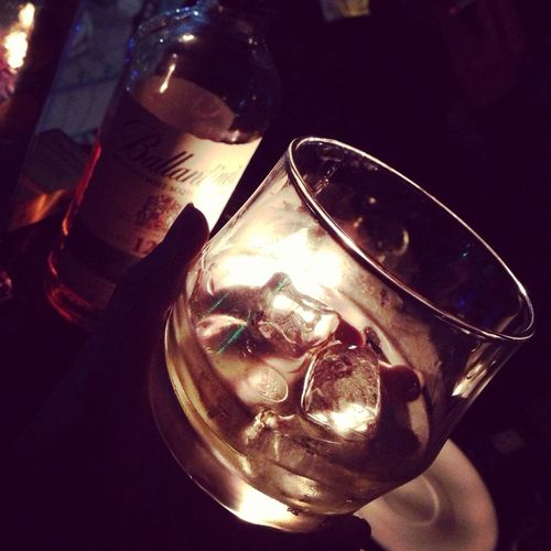 """To the man Scotch Whiskey Balentines Memories """"Cheers!"""""""