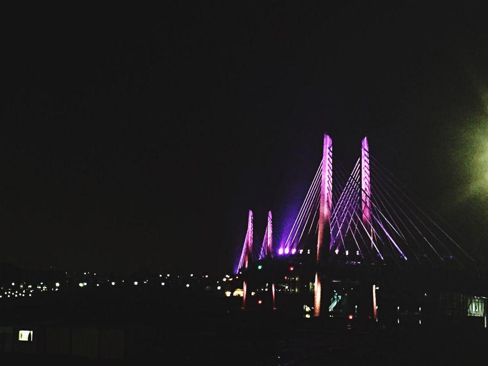 "New portland bridge ""Tilikum crossing"" Hello World Pdx Pnwbridge"