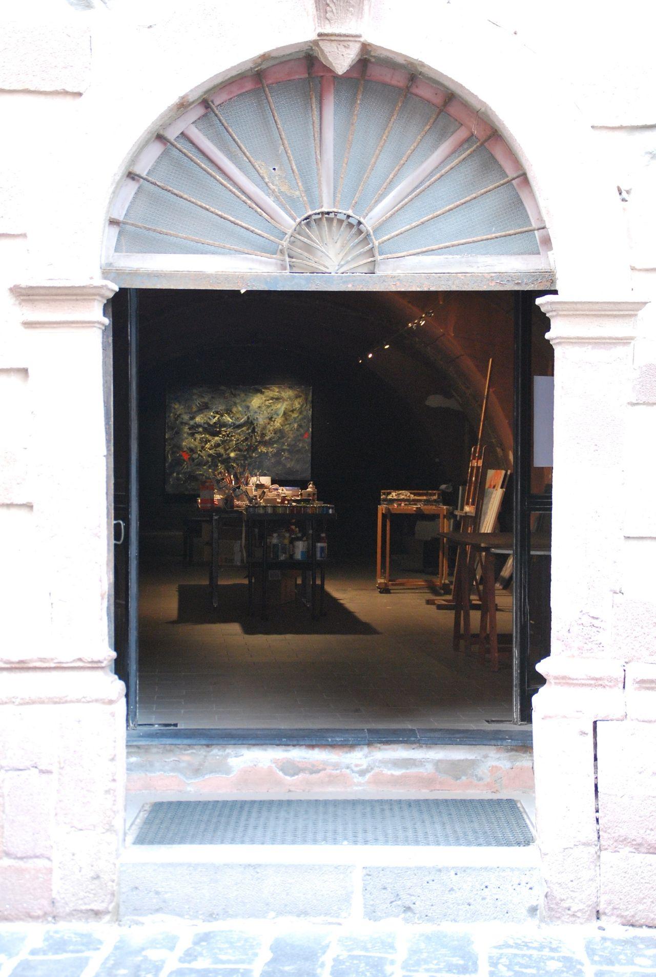 Bosa Sardegna Art Gallery Painting