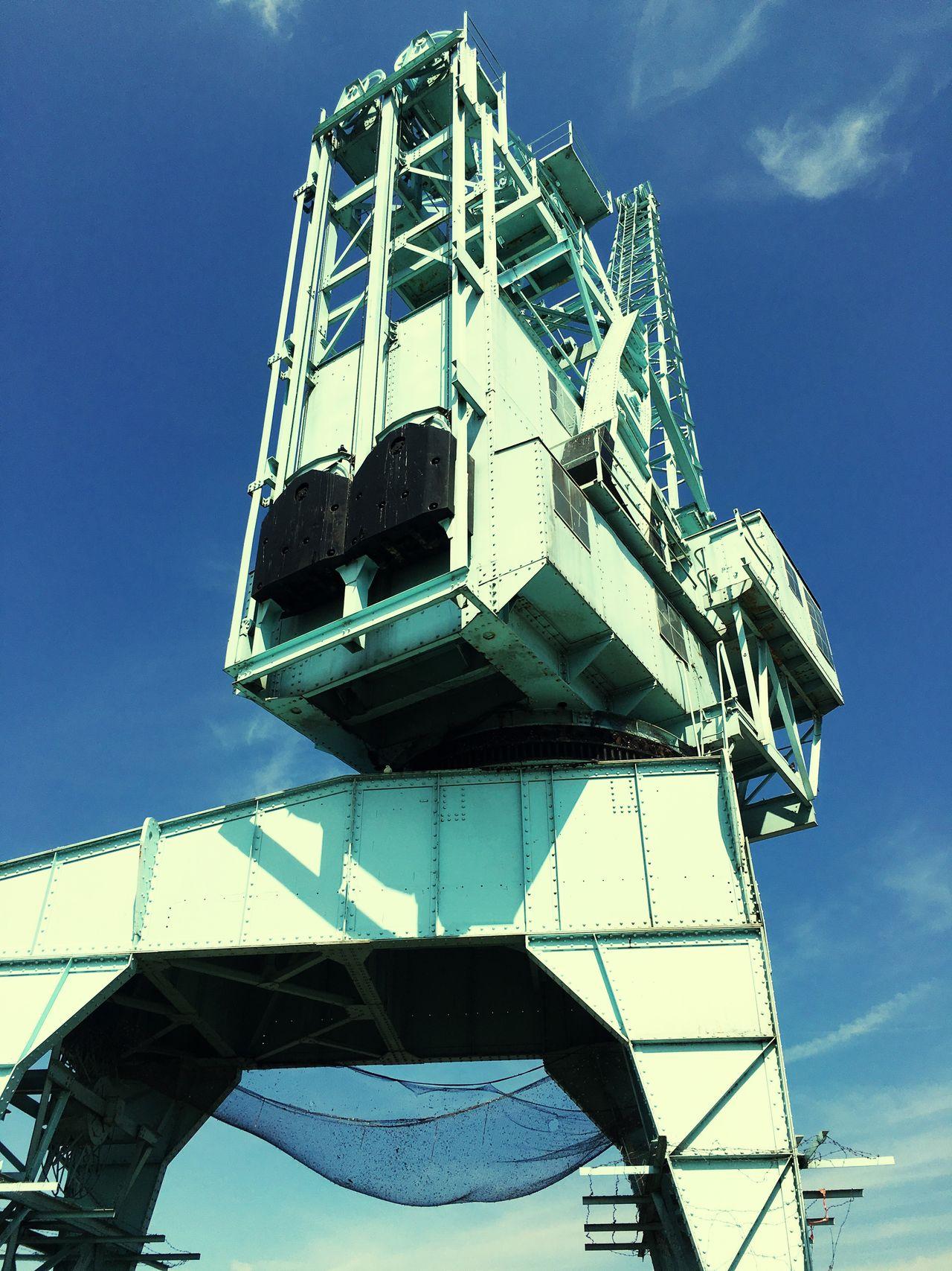 Shipping  Crane Shipping Crane