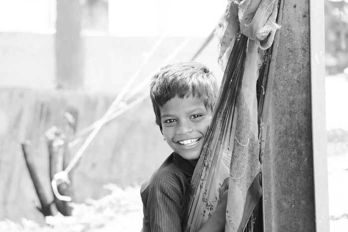 Portrait Smiling Child Children Only Childhood Looking At Camera Happiness Boys One Boy Only Males  Cheerful One Person People Elementary Age Day Outdoors Human Body Part Adult Be. Ready. EyeEmNewHere AI Now
