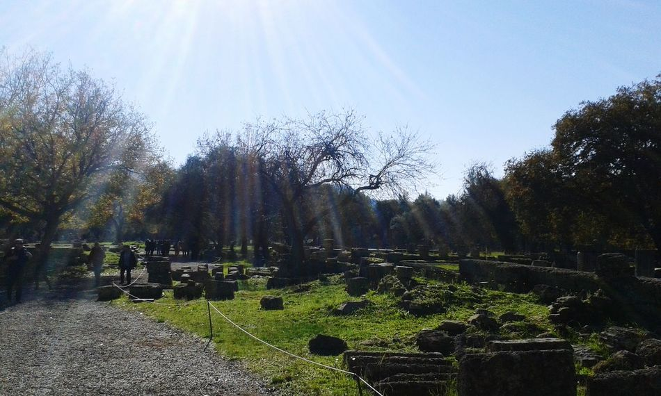 Greece Visit Greece Ancient Civilization Ancient Olympic Games Olympia Ancient Olympia Greek Culture Monuments Achaia My Country In A Photo