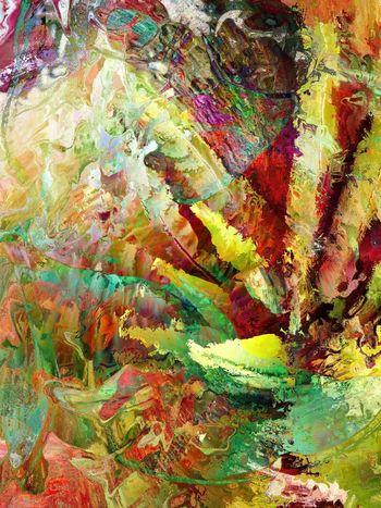 Abstractporn Colors Icolorama Digital Art