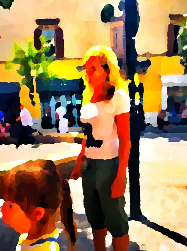 Meeting EyeEm Woman People Shootermag IPhoneography Mob Fiction Paintings NEM Painterly IPhoneArtism Italianeography Street Photography