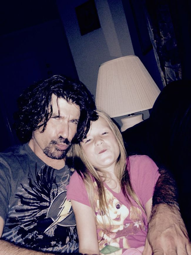 Usually Don't Slow Duck Faces ,,, But Really ,, How Could I Resist.. Love my angel!
