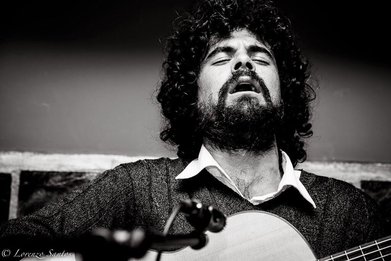 Cantante Flamenco Musico