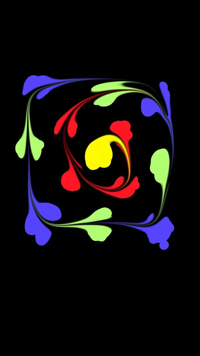 Black Background Neon No People Hübsch Pretty♡ Pretty Mystic Lights Illuminated Beautiful Skizze Foreground Paper Picture Perfect Picture Black Red Green Colors Colorful Blue Yellow Flower Flowers Schillernd