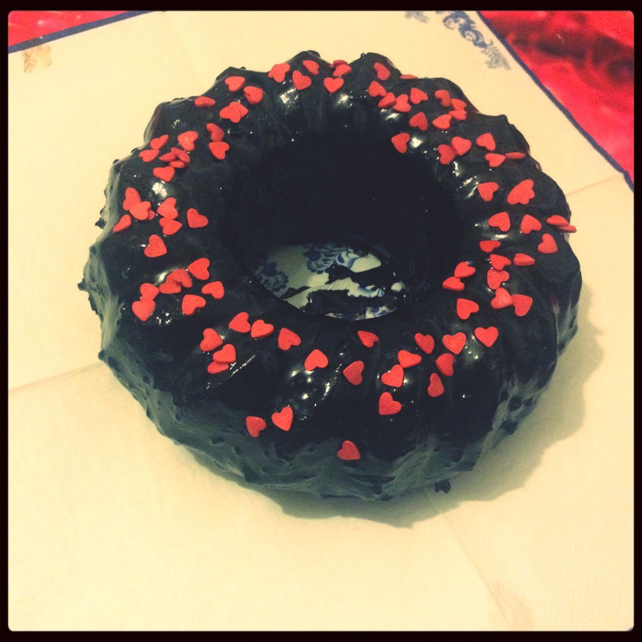 Cake Chokocake Chokolate