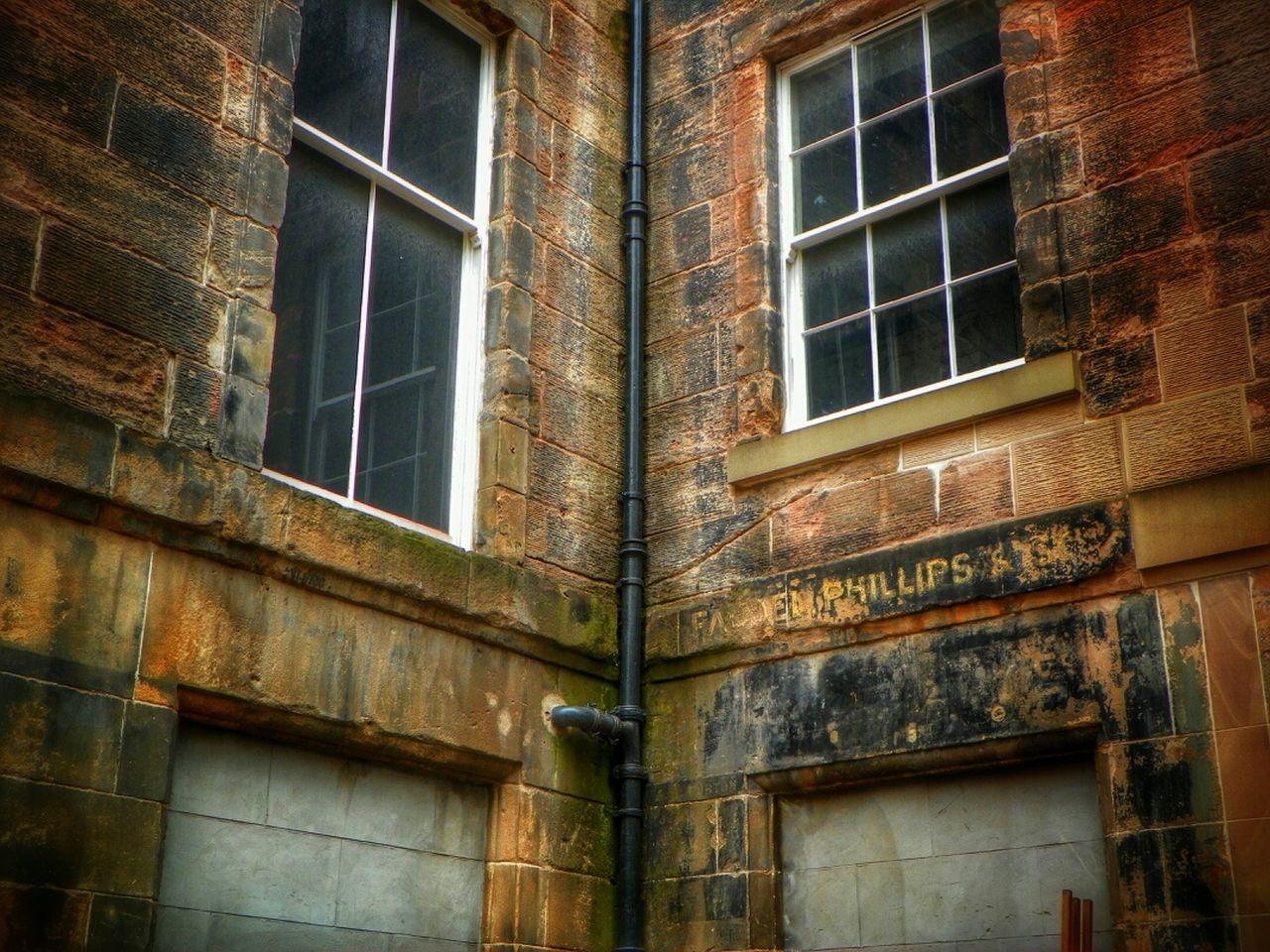 Shoot, Share, Learn - EyeEm Glasgow Meetup Ghostsign Buildings