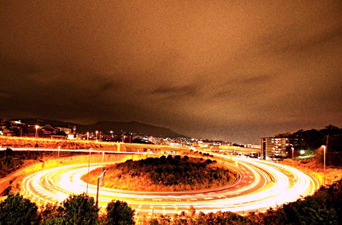 Nightphotography Light Night Lights Japan 長崎 佐世保 Sasebo