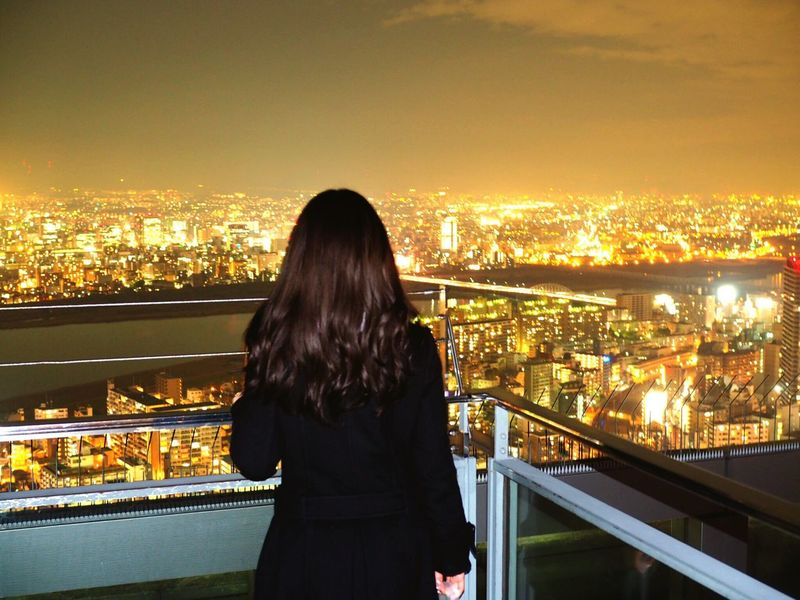 Back style👸🏼🌃✨✨💖 Amazing Travel Backstyle Me That's Me Check This Out Enjoying Life 一眼レフ Great Luxuary Night View Nice Good Photography Gorgeous Discoverworld Discovery Cityview Beautiful Love Mood OSAKA Japan Taking Photos