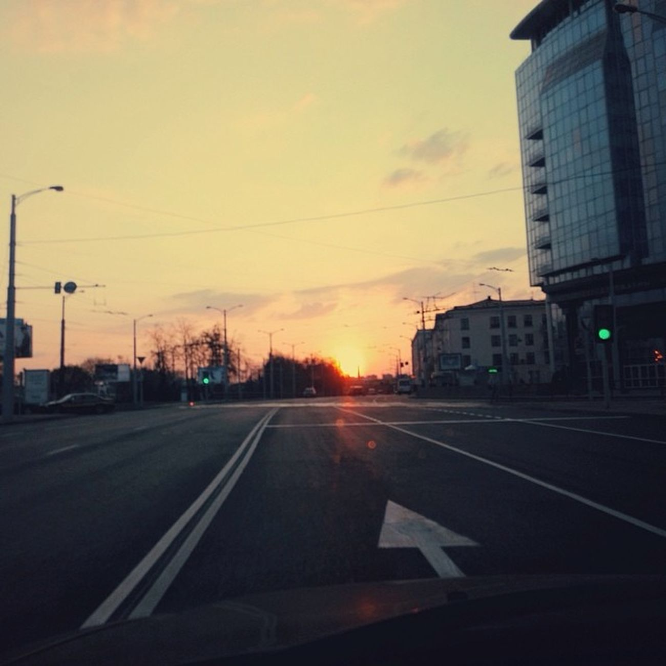 Oneway Cityminsk Vscominsk