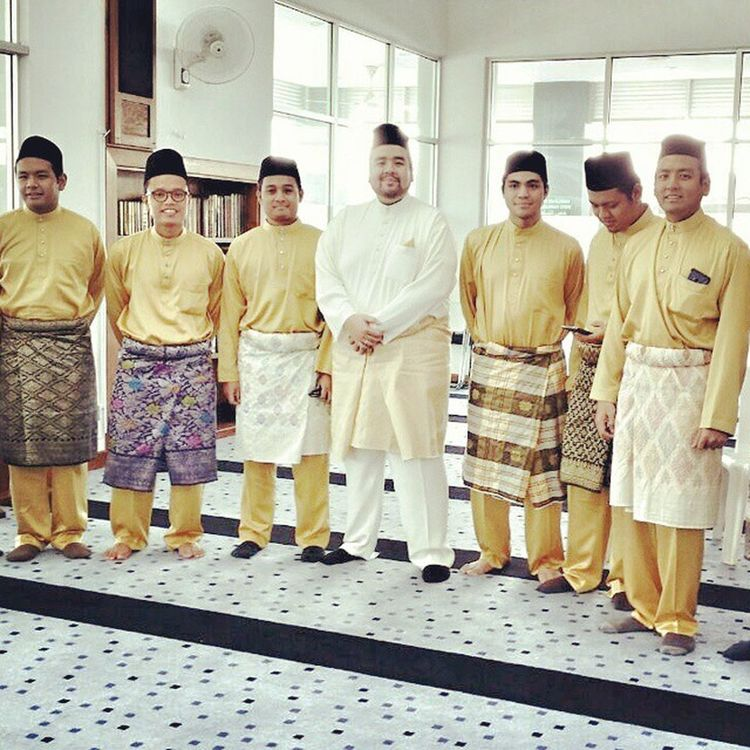 The Dulang Guys, my brother's solemnization ceremony Akadnikah Shahrizal &Ayu
