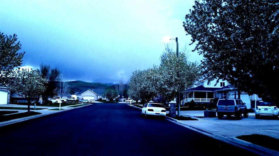 First Eyeem Photo Neighborhood Rainy Scenery Original Edits Pretty Town Cool Suburbs