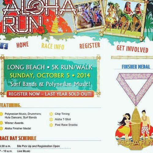 Really wanna do this... First5k Aloharun Longbeach