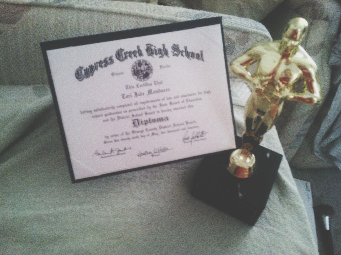 Diploma Senioritis2014