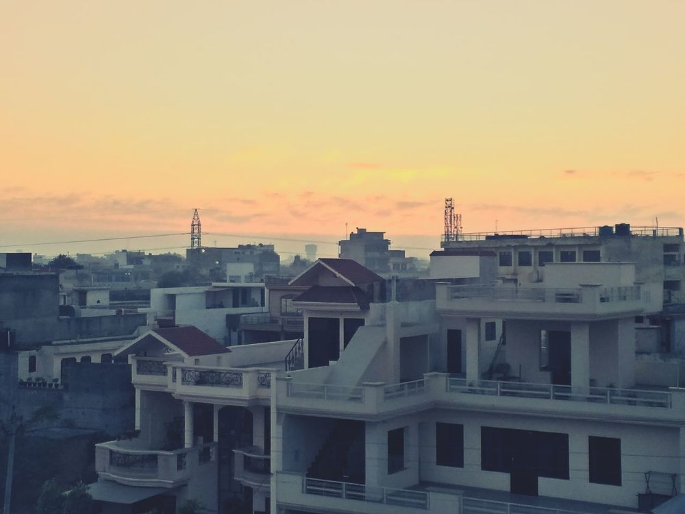 Sunsetlovers Calmlife Skyline