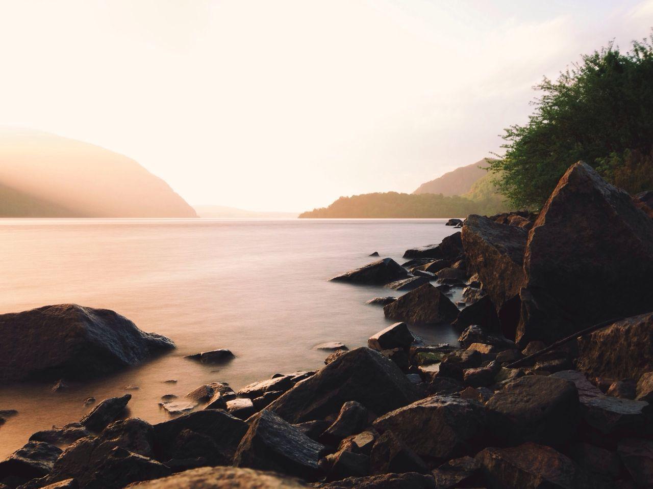 Beautiful stock photos of sunrise, Cold Spring, Lake, Mountain, Nature