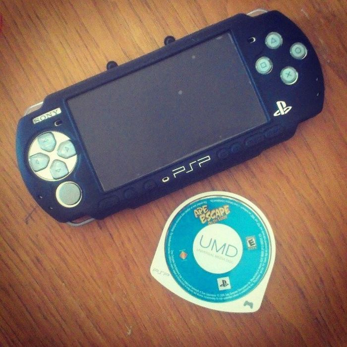 I'm about to play one of the #bestgamesever. #apeescape #PSP #playstationportable PSP Wtfgamersonly Bestgamesever Apeescape Playstationportable Sonypsp