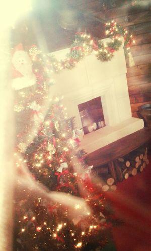 La casetta di Babbo Natale Christmas Santa Claus Babbo Natale Christmas Tree