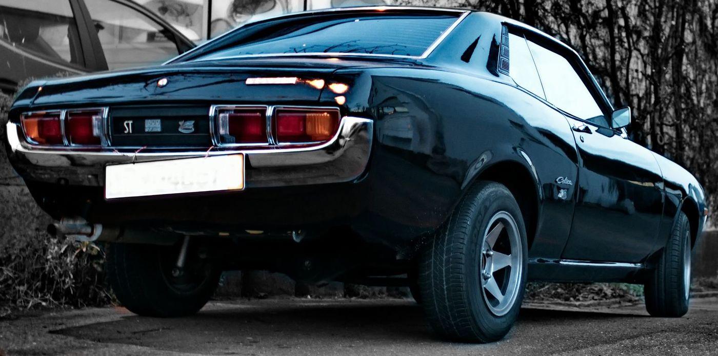 Oldtimer / Oldsmobile Toyota Celica Stuttgart