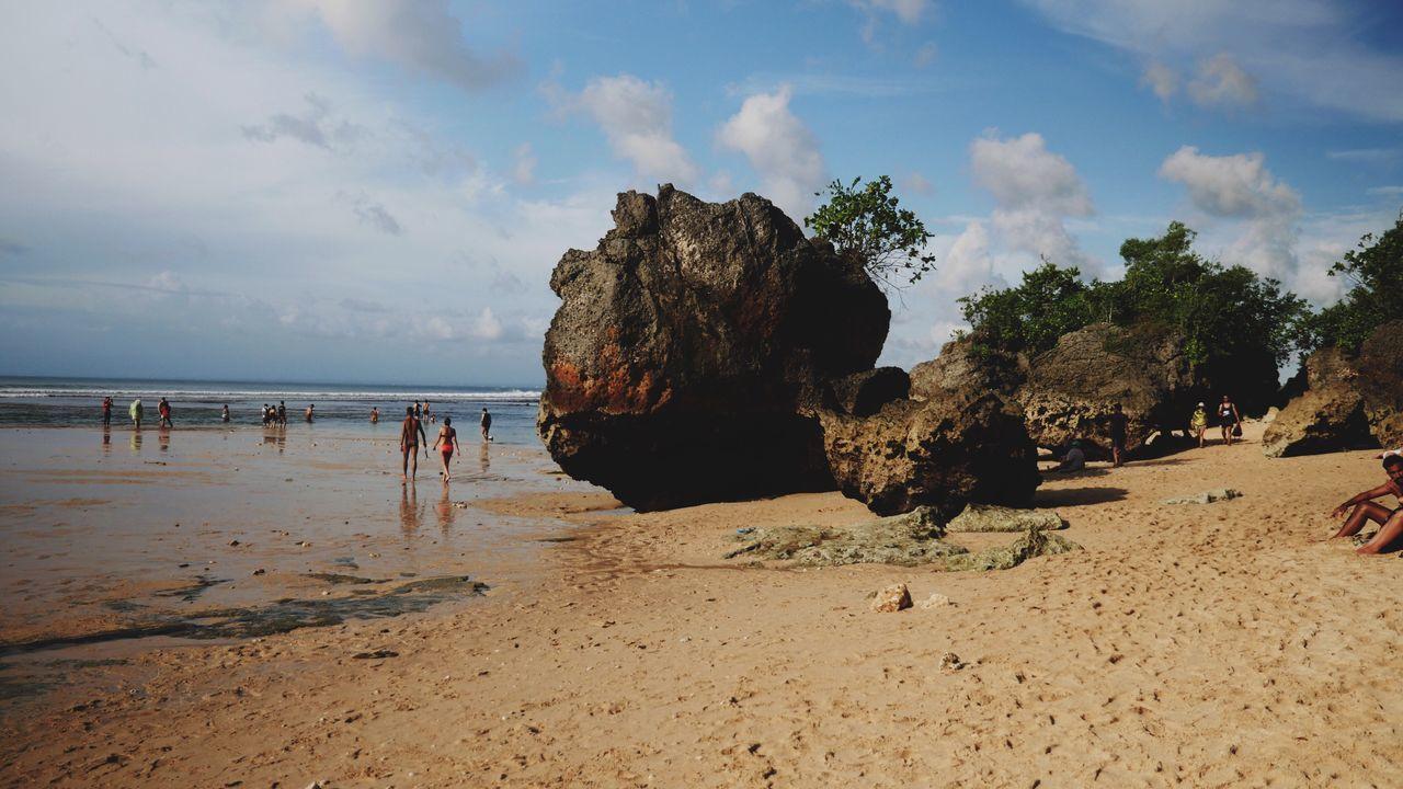 Bali Bali, Indonesia Sea Beach Sand Outdoors Scenics Water Rock - Object Nature EyeEmNewHere EyeEm Gallery GH4 Lumix Photography Photooftheday Padangpadangbeach Padang Padang Beach - Bali Traveling Travel Travel Destinations Travel Photography Travelling Travelingindonesia EyeEmNewHere EyeEmNewHere
