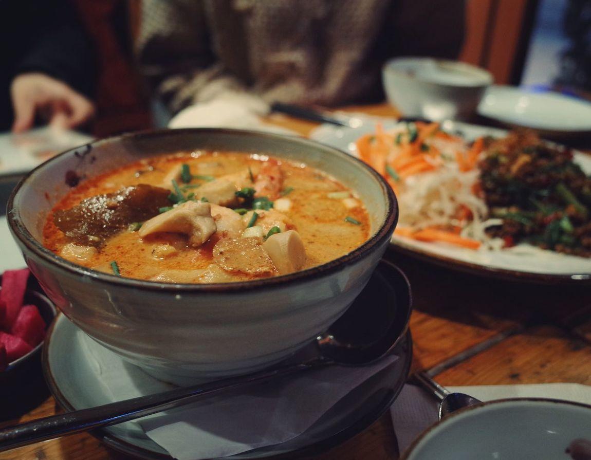 Itaewon Mythai Tom Yum Goong Thaifood Ricoh Gr