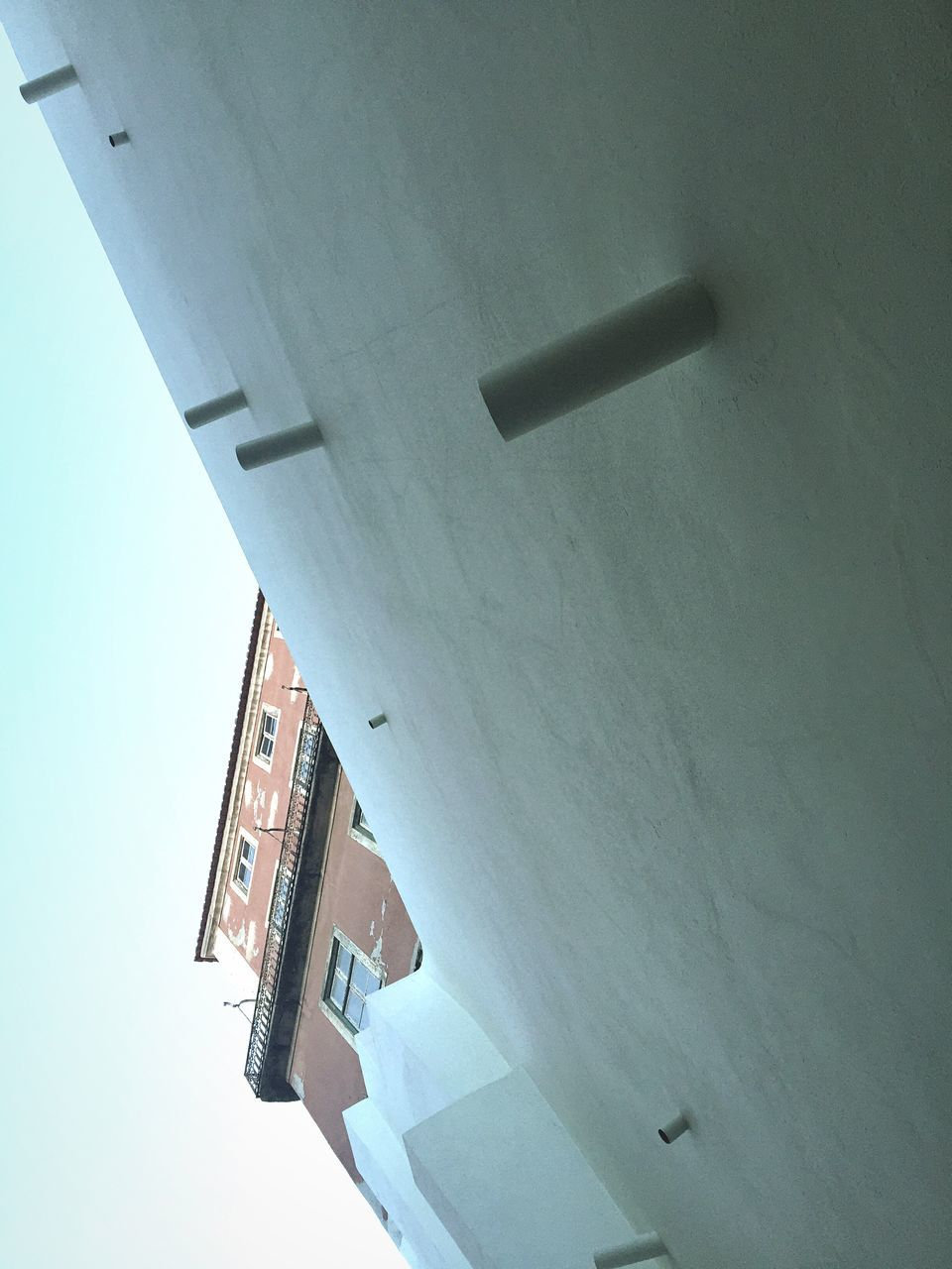 architecture, built structure, building exterior, low angle view, outdoors, day, no people, place of worship, sky, city, nature