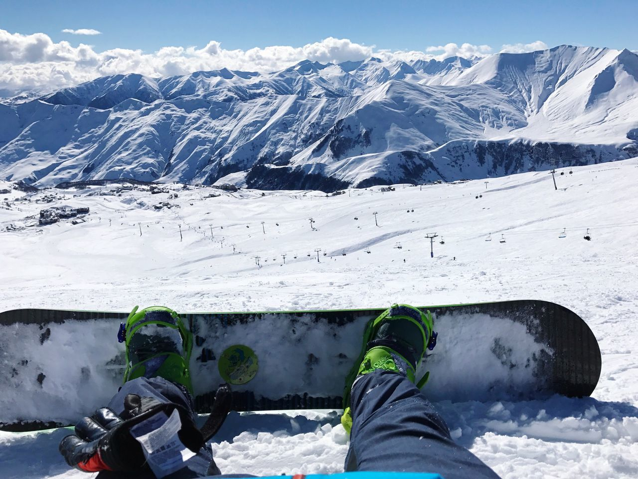 Snow Winter Cold Temperature Human Leg Mountain Adventure Ice Mountain Range