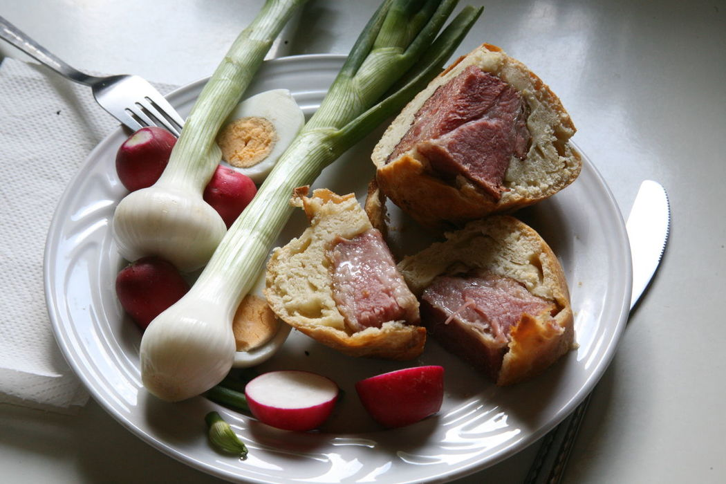 Croatian Easter breakfast,Europe,1 Bread Breakfast Catholicism Christianity Close-up Countryside Croatia Day Delicious Easter Food Freshness Gastronomy Indoors  Meat No People Onion,radish,egg Plate Ready-to-eat Religion Slow Food Surroundings Traditional Vegetables Zagreb