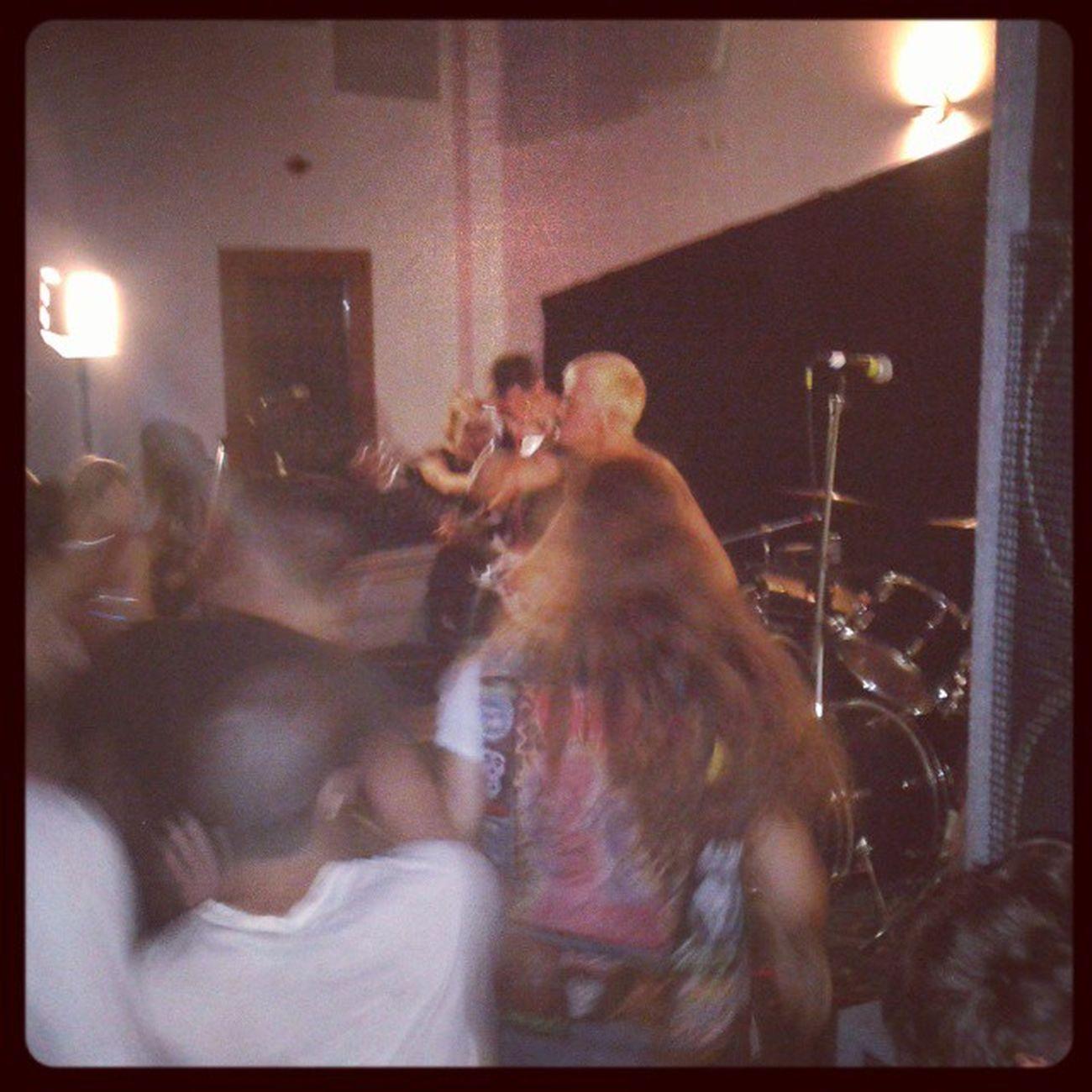 Raw Power on stage last night!! Rawpower Septembertodismember