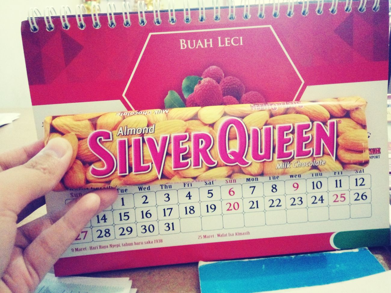 Thank you eonni ({}) Silverqueen