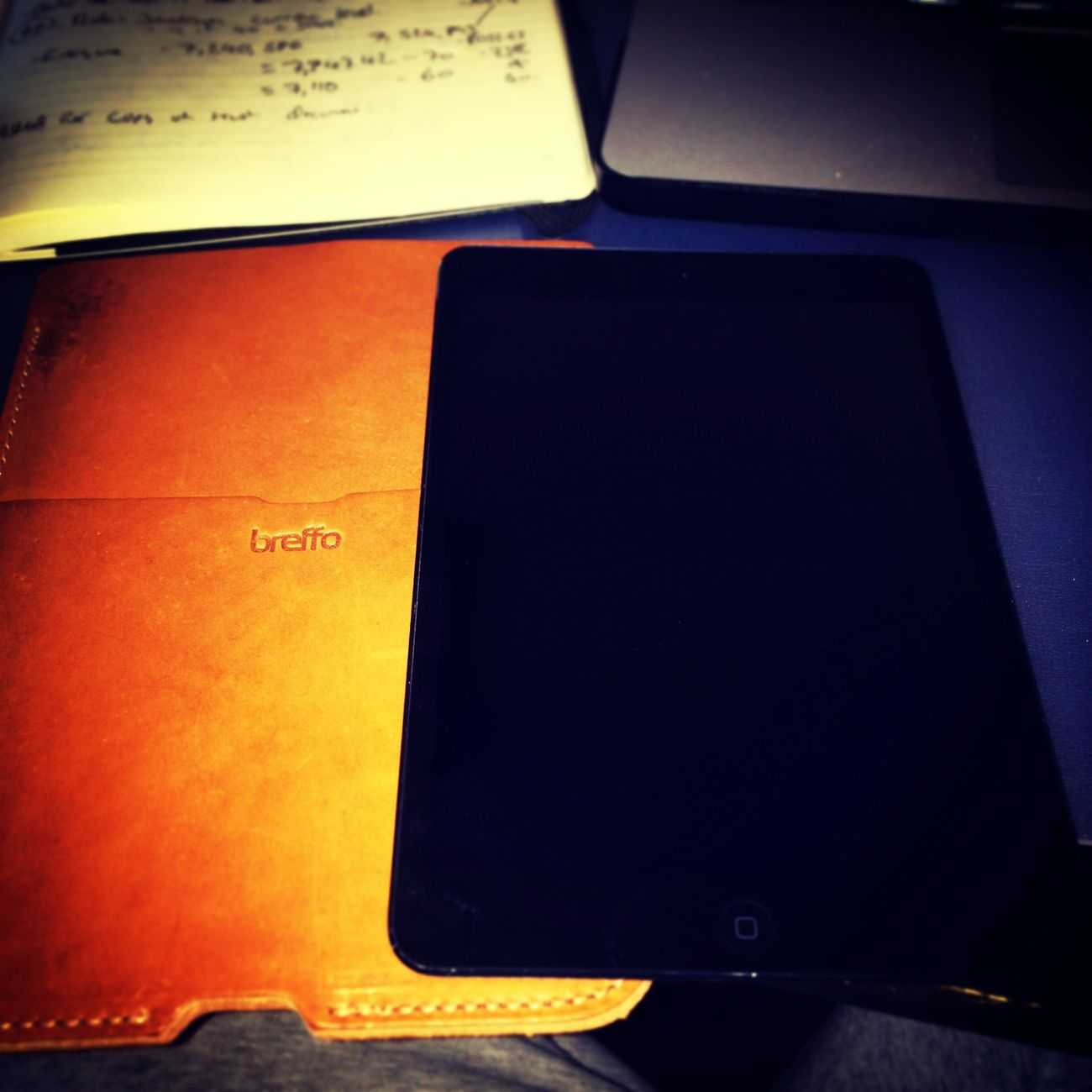 My Breffo iPad mini case