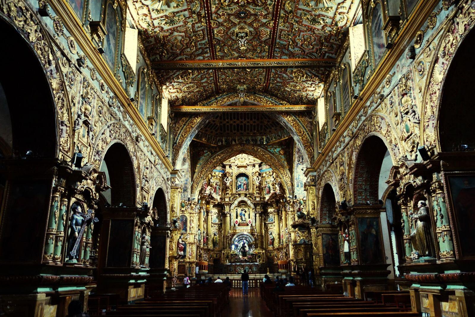 Amazing Architecture It's amazing growing up with beautiful cathedrals like these Primer Patrimonio De La Humanidad Lindo Quito De Mi Vida The Architect - 2015 EyeEm Awards