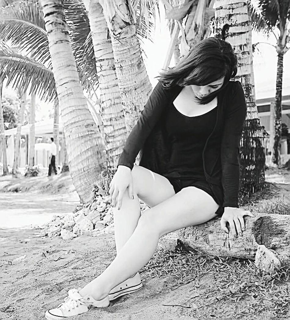 Blackandwhite Photography Beauty Michelle Philippines Patiovictoria TaclobanCity Waraynonako Julybirthdaycountdown