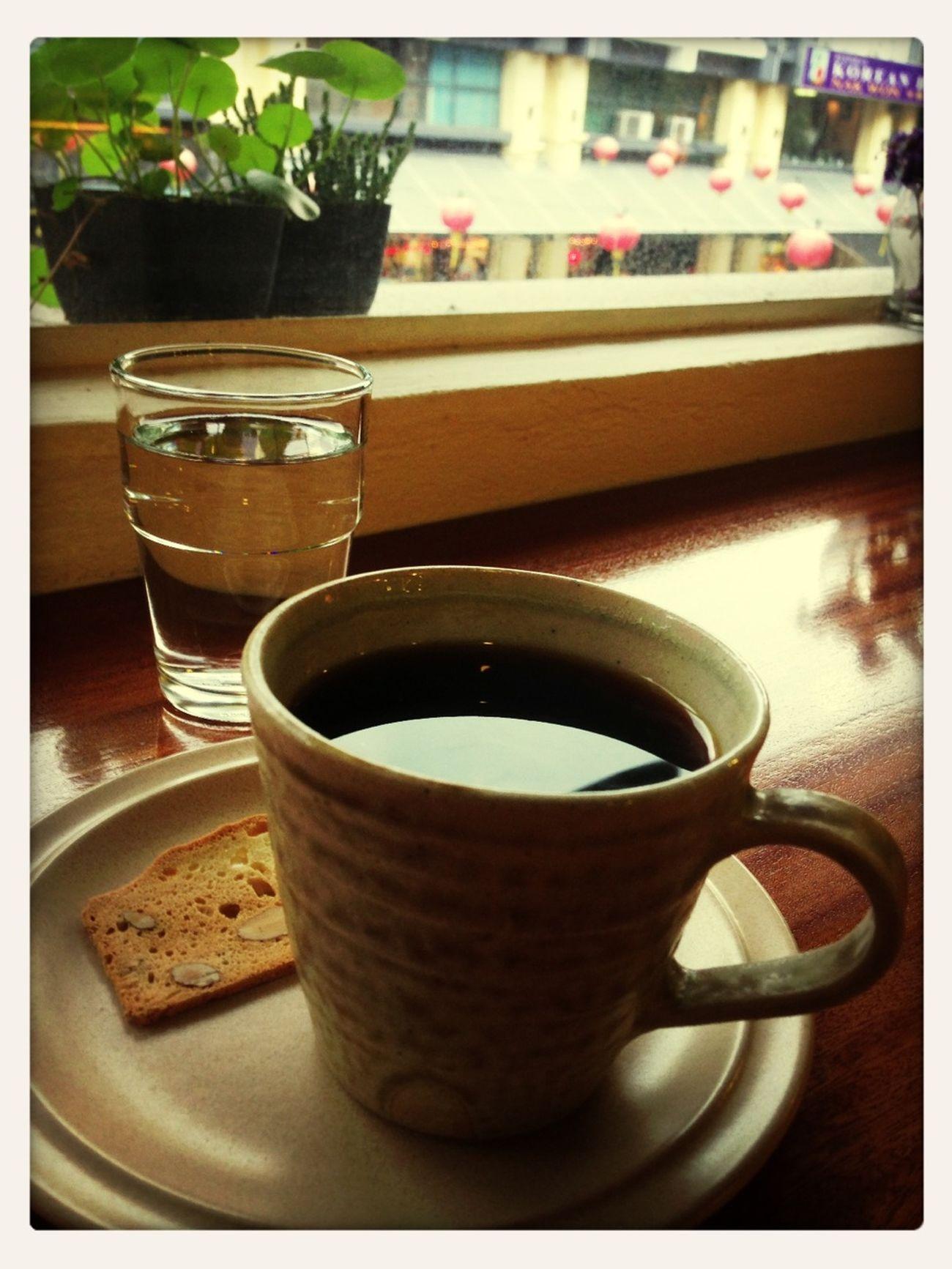 Tanzanian Syphon Coffee