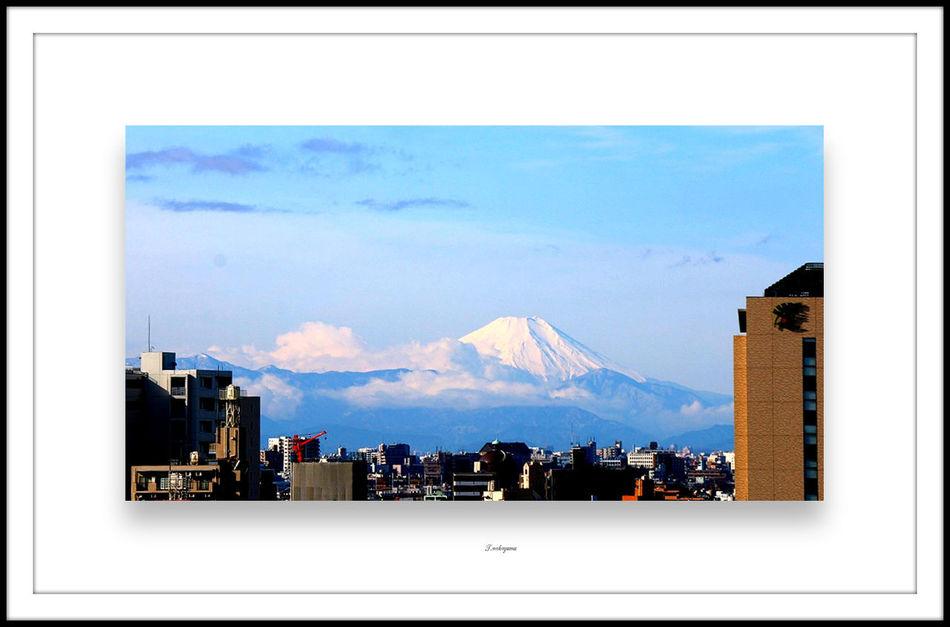 Mt. Fuji Mount FuJi Fuji Mountain Fujimount Beautiful Nature EyeEm Nature Lover Hello World Taking Photos From Hometown Mountain_collection