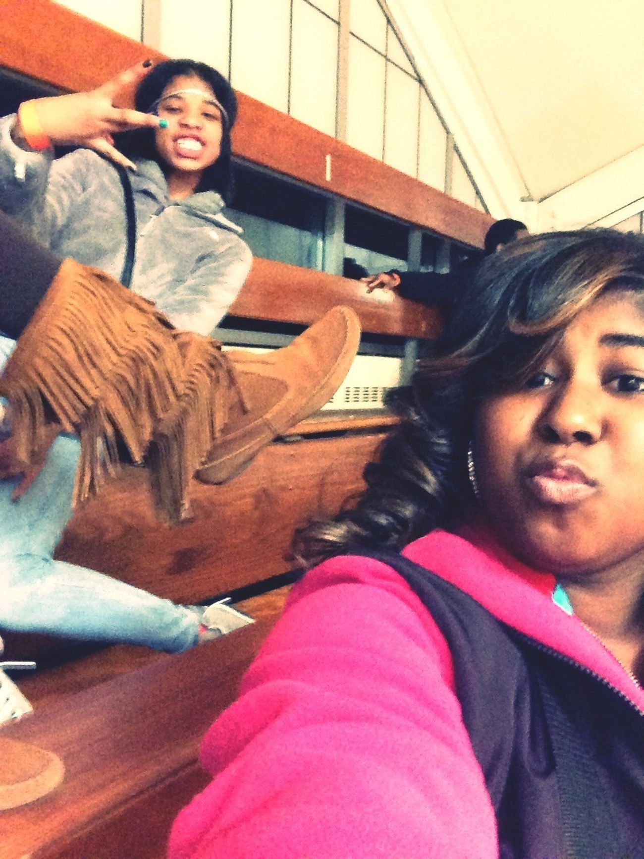 Me N Ming N Miya Boot Lol