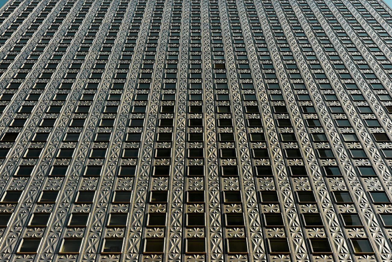 Mobil Building 42nd Street Manhattan NYC by Abramovitz Harrison in 1955 Urban Geometry Architecture Architecture_collection Architecturelovers Getting Creative The Architect - 2016 EyeEm Awards